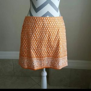 J Crew Skirt,  sz 8